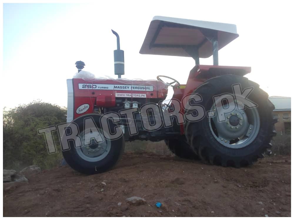 Massey Ferguson Tractor in Botswana