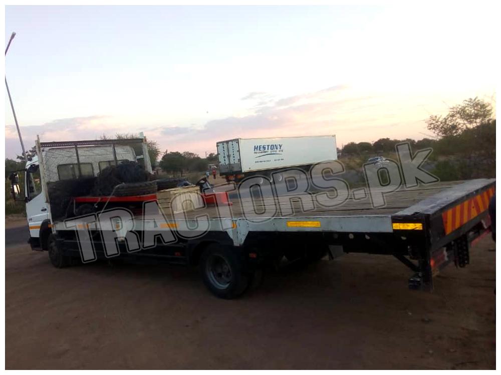 Massey Ferguson Tractor Customer in Botswana